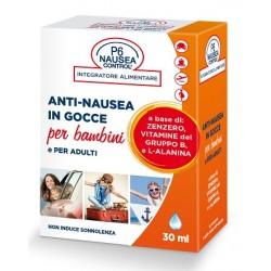 Consulteam P6 Nausea Control Gocce Antinausea 30 Ml