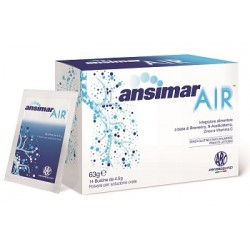 Abc Ansimar Air 14 Buste 4,5 G
