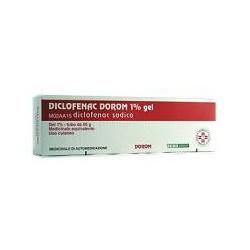 Zentiva Diclofenac Gel 50 G 1%