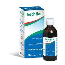 Montefarmaco Bechilar Sciroppo per Tosse Secca 100 ml 3 mg/ml