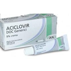 Doc Aciclovir Crema 3 G 5%