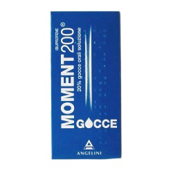 Angelini Moment Gocce 12,5 ml 20 g/100 ml
