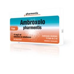 Farmapro Ambroxolo Pharmentis Soluzione da Nebulizzare 10 fiale 15 mg 2 ml
