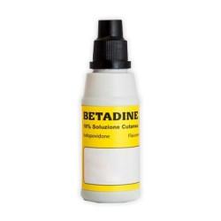 Gmm Farma Betadine Soluzione Cutanea 125 ml 10%