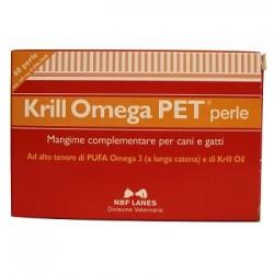 N. B. F. Lanes Krill Omega Pet 60 Perle