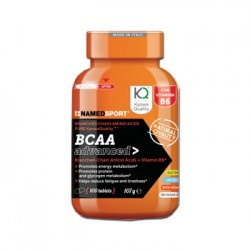 BCAA ADVANCED 100 COMPRESSE