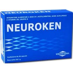 Wikenfarma Neuroken 36 Capsule