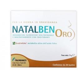 Italfarmaco Natalben Oro per la donna in gravidanza 28 bustine