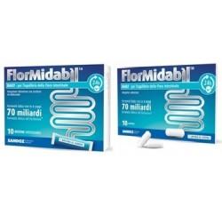 Sandoz Flormidabil Daily equilibrio flora intestinale 10 capsule