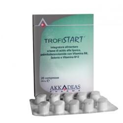 Ipsen Trofistart 20 Compresse Integratore Antiossidante