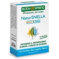 Angelini Spa Body Spring Brucia & Drena 14 Bustine