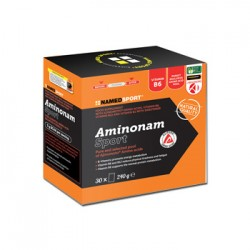 Named Aminonam Sport Polvere 30 Buste Integratore di Aminoacidi