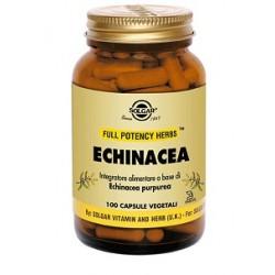 Solgar Echinacea 100 Capsule Vegetali