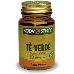 Angelini Spa Body Spring Te Verde 50 Compresse