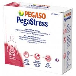 Pegaso Pegastress 18 Bustine Integratore di Fermenti Lattici