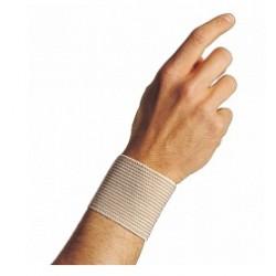 Dr. Gibaud Polsino a righe beige misura 8 cm taglia 3