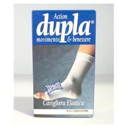 Welcome Pharma Dupla Cavigliera elastica color cammello taglia XL