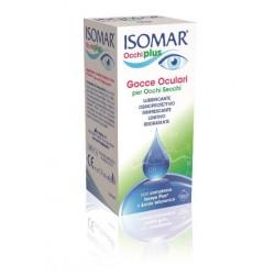 Isomar Occhi Plus Gocce Oculari Per Occhi Secchi All'acido Ialuronico 0,25% 10 Ml