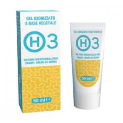 Rimos H3 Gel Ozonizzato per Dolori Muscolari ed Articolari 50 ml