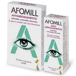 Montefarmaco Afomill Antiarrossamento Gocce Oculari 0,5 ml
