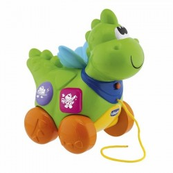 CHICCO GIOCO TALKING DRAGON ITALIANO