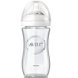 Avent Biberon Natural In Vetro Da 240 Ml