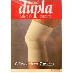 GINOCCHIERA TERMICA DUPLA CAMEL M