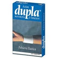 Welcome Pharma Dupla Polsiera Elastica colore bianco taglia L