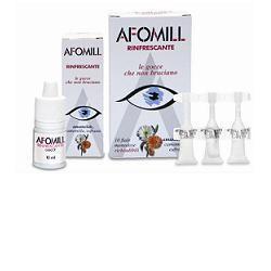 Montefarmaco Afomill rinfrescante lenitivo gocce oculari 10ml