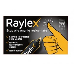 Oystershell Nv Raylex Penna Contro L'Onicofagia