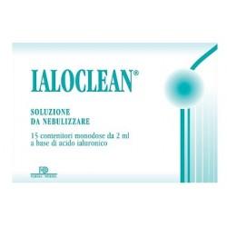 Farma-Derma Ialoclean Soluzione per Nebulizzazione 15 Fiale da 2Ml