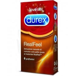 Reckitt Benckiser Durex Realfeel 6 Preservativi