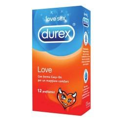 Reckitt Benckiser Durex Love 12 Preservativi