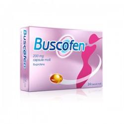 Sanofi Buscofen 24 Capsule Molli 200 mg