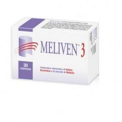 Natural Bradel Meliven 3 30 Compresse Circolazione Venosa
