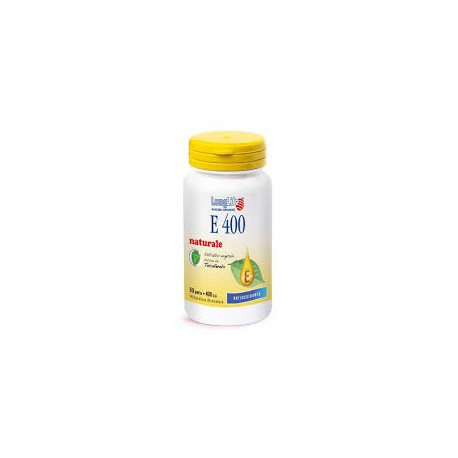 Longlife E400 60 Perle Integratore Antiossidante