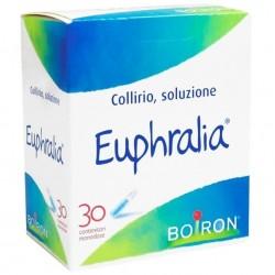 Boiron Euphralia Collirio Monodose 30 Flaconcini 0,4ml Per Occhi