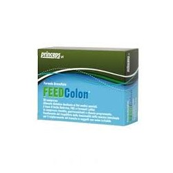 Princeps Feedcolon 30 Compresse Integratore per Colon Irritabile