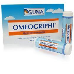 Guna Omeogriphi Globuli 6 Tubi 1g