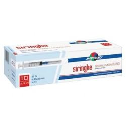 Master-Aid Siringhe per Venipuntura 5 ml G23 10 pezzi