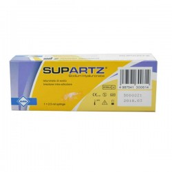 Mdm Supartz Siringa Intra-Articolare Acido Ialuronico 10mg 2,5ml 1 Pezzo