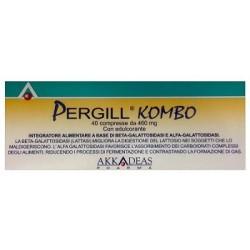 Akkadeas Pharma Pergill Kombo 40 Compresse