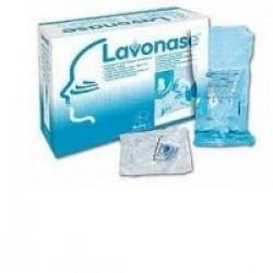 Lavonase 5 Sacche 500ml + 5 Dispositivi Irrigazione Nasale