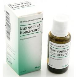 Guna Nux Vomica Homac 30 ml Gocce Heel