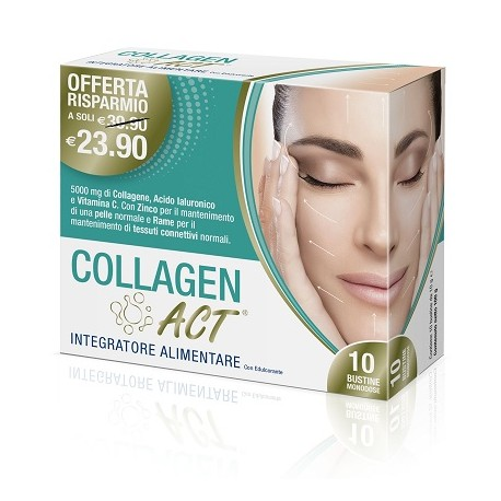 Collagen Act 10 Bustine