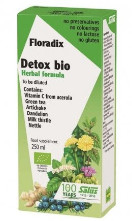 Salus Detox Bio 250 ml