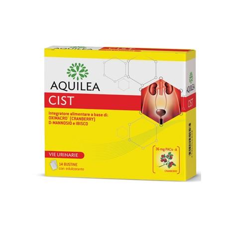 Laborest Aquilea Cist 14 bustine integratore per vie urinarie