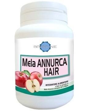Bodyline Mela Annurca Hair Integratore per unghie e capelli 30 Capsule