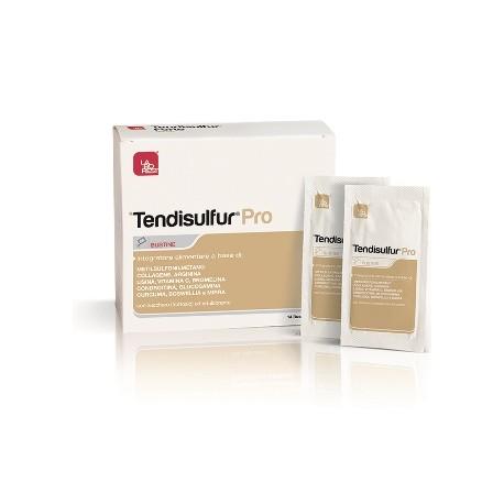 Laborest Tendisulfur Pro apparato muscolo scheletrico 14 bustine