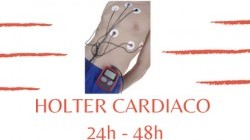 Holter Cardiaco 24h - 48h